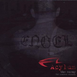 Acylum The enemy 2CD