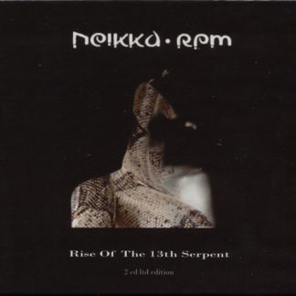 Neikka RPM The rise of the 13th serpent 2CD.jpg
