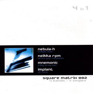Various Artists – Square matrix 002 CD