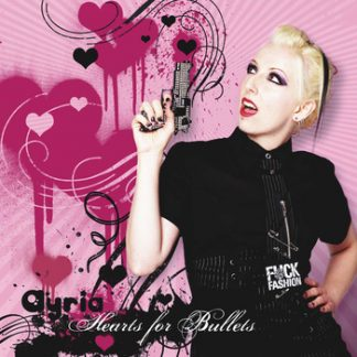 Ayria - Hearts for bullets CD