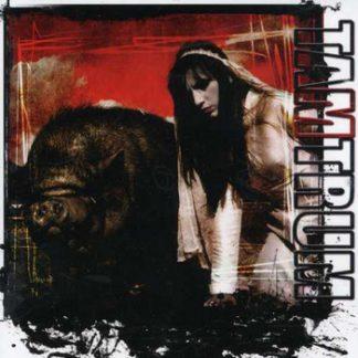 Tamtrum - Elektronic Blakc Mess CD