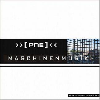 plastic noise experience Maschinenmusik cd