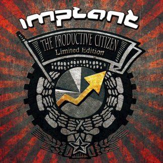 Implant The productive citizen 3CD