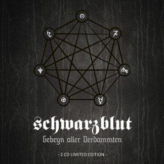 Schwarzblut Gebeyn aller Verdammten 2CD