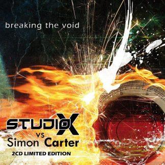 Studio-X vs. Simon Carter Breaking the void 2CD