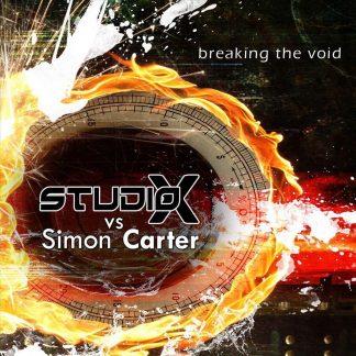 Studio-X vs. Simon Carter – Breaking the void CD