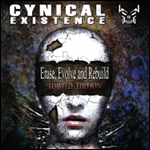 Cynical Existence - Erase, evolve and rebuild 2CD