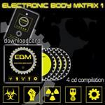 Various Artists - Electronic body matrix 1 4CD