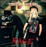 Krystal System - Rage CD