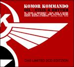 Komor Kommando - Oil, steel & rhythm 2CD