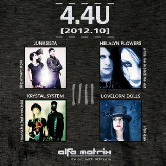 Various Artists - 4.4U [2012.10] EP