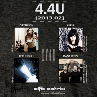 Various Artists - 4.4U [2013.02] EP