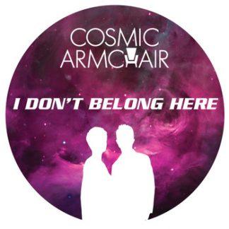 Cosmic Armchair - I don't belong here EP