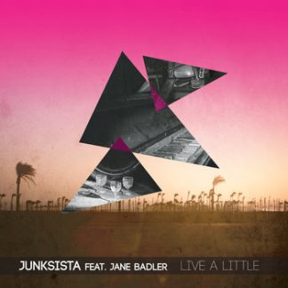 Junksista - Live a little EP