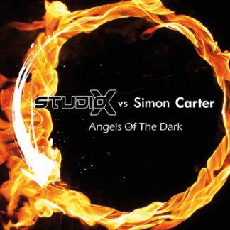 Studio-X vs. Simon Carter - Angels of the dark EP