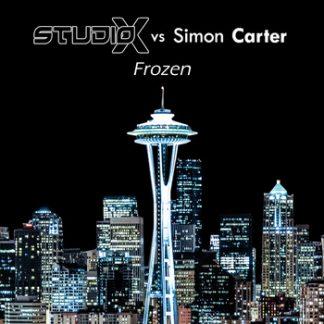 Studio-X vs. Simon Carter - Frozen EP