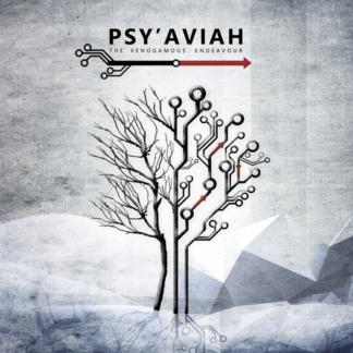 PsyAviah The Xenogamous Endeavour 2CD