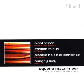 Square matrix 001