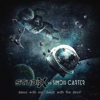 Studio-X vs. Simon Carter - Dance With Me 'Dance With The Devil' EP