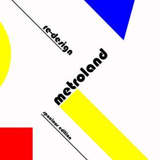 Metroland - Re-design (Spacious Edition) EP