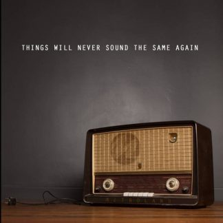 Metroland - Things Will Never Sound The Same Again CD