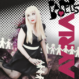 Ayria - Paper Dolls LP (Fuchsia - CD included)