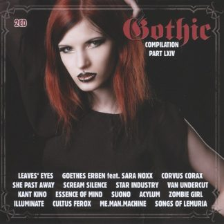 Various Artists - Gothic Compilation 64 2CD