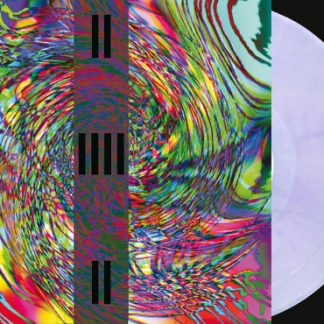 Front 242 - (Filtered) Pulse LP (Clear & Solid Purple + CD)
