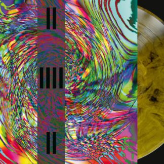 Front 242 - (Filtered) Pulse LP (Solid Yellow & Black + CD)