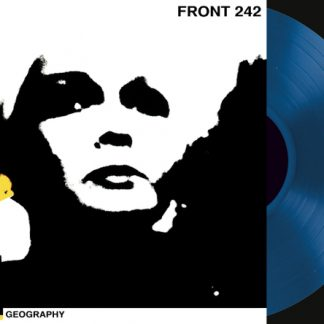 Front 242 - Geography LP (Blue + CD)