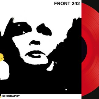 Front 242 - Geography LP (Red + CD)