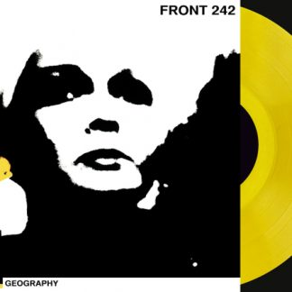 Front 242 - Geography LP (Yellow + CD)