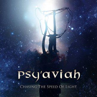 Psy'Aviah - Chasing The Speed Of Light EPCD