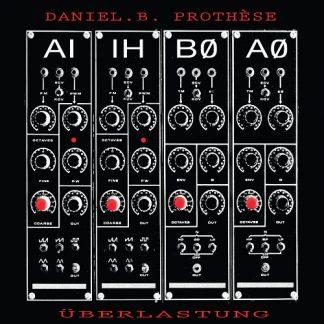 "Daniel B. Prothèse - Überlastung (12"" Vinyl + 7"" Vinyl + 2CD)"