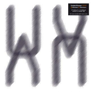 Underviewer - Wonders & Monsters LP (black +CD)