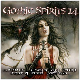 Various Artists - Gothic Spirits 14 2CD