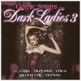 Various Artists - Gothic Spirits presents Dark Ladies 3 CD