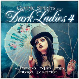 Various Artists - Gothic Spirits presents Dark Ladies 4 CD