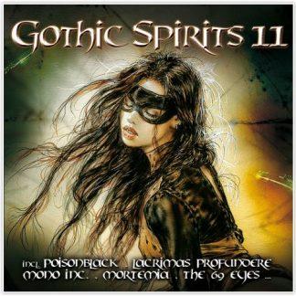 Various Artists - Gothic Spirits 11 2CD