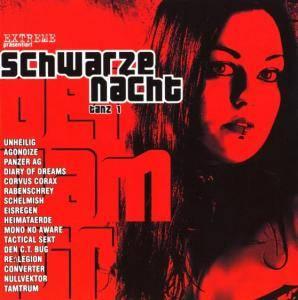 Various Artists - Schwarze Nacht – Tanz 1 CD