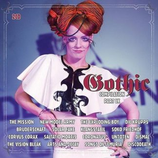 Various Artists - Gothic Compilation part 60 2CD
