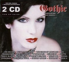 Various Artists - Gothic Compilation part 38 2CD