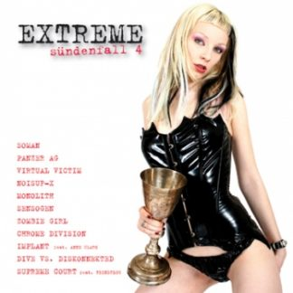 Various Artists - Extreme Südenfall 4 CD