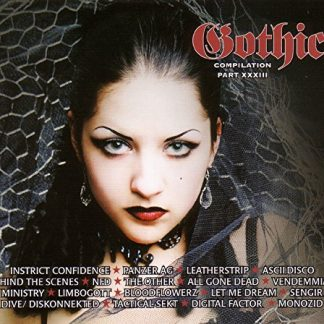 Various Artists - Gothic Compilation part 33 2CD