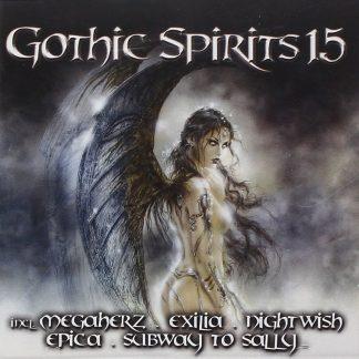 Various Artists - Gothic Spirits 15 2CD
