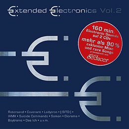 Various Artists - Extended Electronics vol.2 2CD