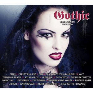 Various Artists - Gothic Compilation part 46 2CD