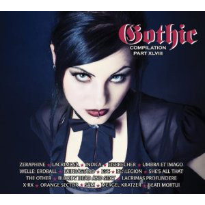 Various Artists - Gothic Compilation part 48 2CD