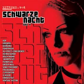 Various Artists - Schwarze Nacht – Tanz 4 CD