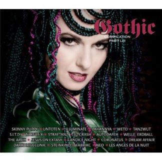 Various Artists - Gothic Compilation part 53 2CD